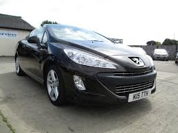 peugeot 408 estate for sale used 2010 peugeot 308 cc se with neck heaters for sale in bognor