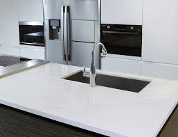 sinks faucets white quartz countertop chrome finish pull down