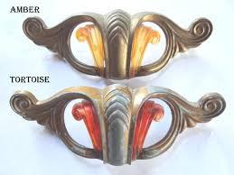 art deco cabinet pulls robinson s antiques antique hardware art deco drawer pulls