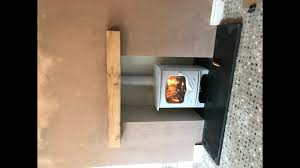charnwood country living bembridge french grey stove installation