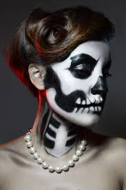 skeleton faces halloween 130 best face painting skulls images on pinterest halloween