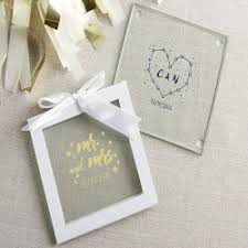 kate aspen kate aspen coaster wedding favors