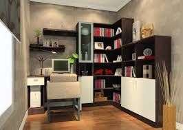design for study room dark corner bookcase 3d house
