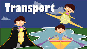 modes of transportation videos for kids youtube