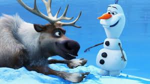 frozen u0027 movie event features snow usc neon tommy