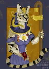 mafdet an egyptian cat goddess redserpentart weebly com