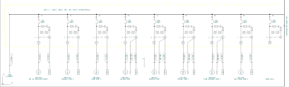electrical single line diagram example on images free for house