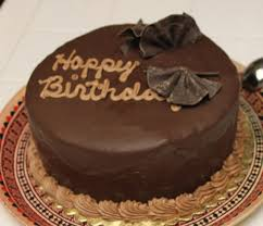 chocolate birthday cake pictures beautiful decorate niceimages org
