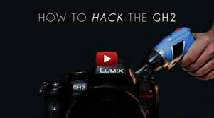 how to hack the panasonic gh2 w hack pack osgfilms