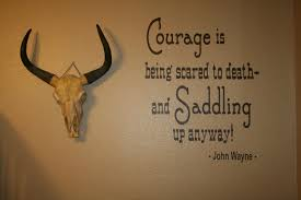 horse wall decals etsy cowboy quote john wayne vinyl wall lettering with bonus decals