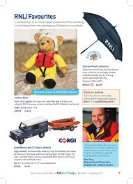 land rover rnli rnli shop catalogue march by royal national lifeboat institution