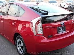 2013 used toyota prius 5dr hatchback four at birmingham luxury