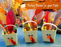the thanksgiving table thanksgiving table favors turkey decorating of party