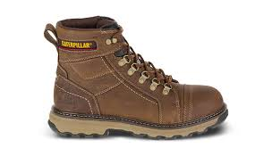 Most Comfortable Mens Boots Cat Footwear Next Level Comfort With Ease Technology Milled