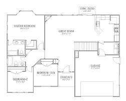 Creating Floor Plan Decoration Open Floor Plan Layouts