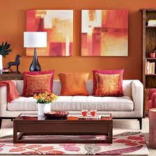 orange livingroom modern orange living room brown and orange living room living