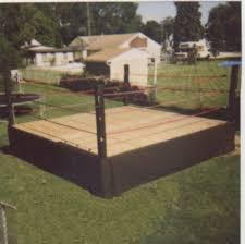 backyard wrestling ring for sale cheap backyard wrestling ring outdoor goods