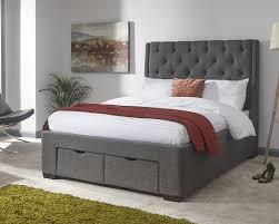 Milan Bed Frame Bed Company Koln 4ft 6 Fabric Bedframe