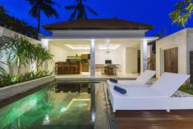house with separate guest house one bedroom private pool villa odika lovina houses and villas