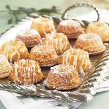 baby pound cakes recipe myrecipes