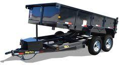 sure trac 14 u0027 dump trailer with ramps 6 u0027 10