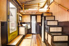 tiny home hotels for test driving micro living curbed the interior asian inspired tiny home