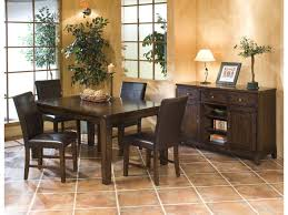 intercon kona dining room serving table old brick furniture