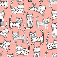 wallpaper cat illustration 910 best patterns images on pinterest backgrounds wallpapers and