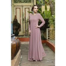 dress dusty purple