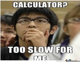 Funny Asian Memes - math level asian by dezord644 meme center