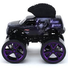 wheels mohawk warrior die cast truck monster jam figure