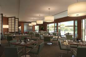 overlake country club architectural 3d rendering