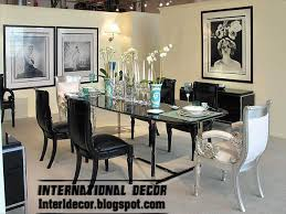 black and white dining room ideas home decor ideas modern luxury italian dining room furniture ideas