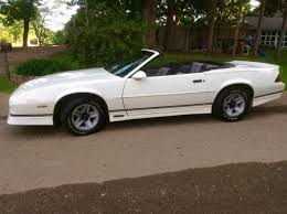 1989 camaro rs for sale 1989 chevrolet rs camaro convertible for sale photos technical