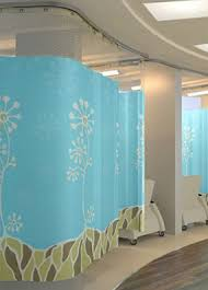 Hospital Cubicle Curtains Hospital Ceiling Curtain Track Accessories Cubicle Privacy