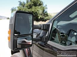 Ford F250 Truck Mirrors - 2013 ford f 450 platinum road test diesel power magazine