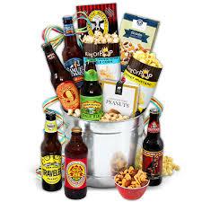 microbrew gift basket by gourmetgiftbaskets