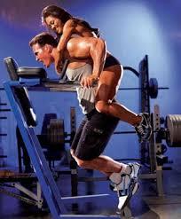 entrenamiento titan gel de intervalos en el gimnasio quemargrasas