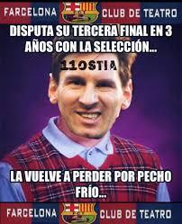 Memes De Messi - los memes acaban con messi diario el mundo