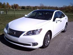 lexus car 2010 review 2010 lexus es350 news top speed