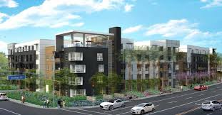 costa mesa u0027s baker block apartments set to open in mid 2017