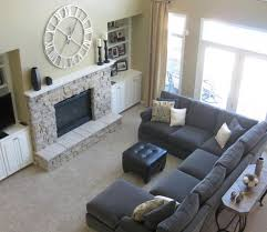 Family Room With Sectional Sofa 17 Best Ideas About Living Room Sectional On Pinterest Sectional