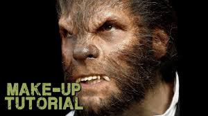 Best Halloween Makeup Kits Werewolf Transformation Makeup How To Apply Wolfman Prosthetics