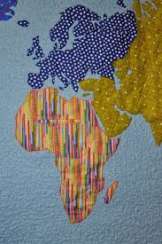 san francisco map quilt up world map quilt by tracey pereira each continent is a