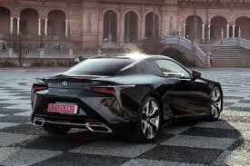 lexus canada lc 500 lexus wows with new flagship the lc 500 500h coupe toronto star