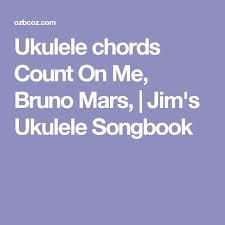 Count On Me Ukulele Songs Best 25 Count On Me Lyrics Ideas On