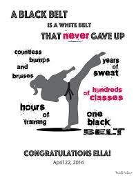 black belt congratulations card personalized martial arts black belt gift tae kwon do black belt