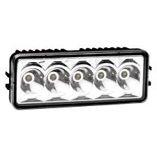 ecco led offroad lights ecco 2320 series 7 x3 50w rectangular led light