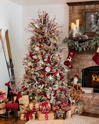 christmasstic tree decorating ideas country decor