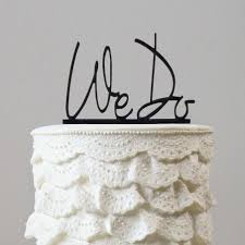 we do cake topper we do cake topper wedding vow quotes message poetry poem